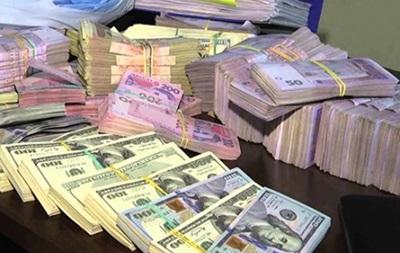 Податківці викрили конвертцентр з обігом понад 130 мільйонів