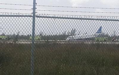 На Багамах произошло ЧП с пассажирским самолетом