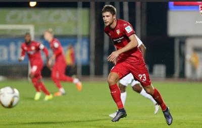 Суркис: У Штутгарта есть первоочередное право выкупа контракта Кравца до 1 июля