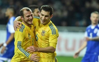 Сьогодні збірна України зіграє проти Уельсу