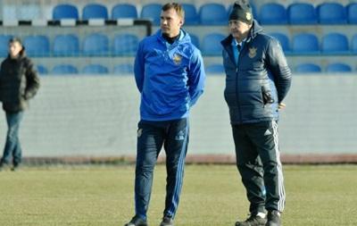 Денисов: Шевченко пришел в сборную Украины тренером не зря