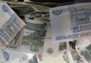 Россия заложила на борьбу с кризисом $10 млрд