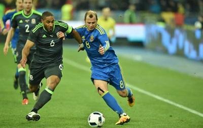 Ярмоленко принес Украине победу над Уэльсом