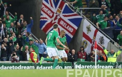 Товариські матчі: Північна Ірландія переграла Словенію, перемога Фаррер