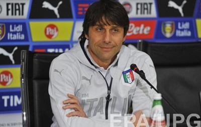 Тренер збірної Італії: Може, я пошкодую, але мій вибір остаточний