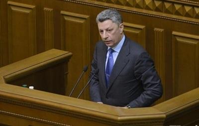 Бойко назвав десять найважливіших завдань чинного парламенту