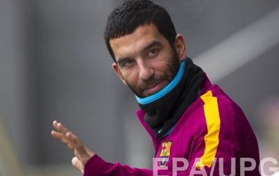 Туран: Перешел в Барселону не ради игры с Месси