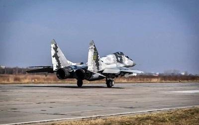 ВПС України поповнилися чотирма МіГ-29