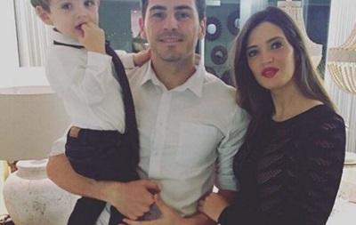 Вратарь сборной Испании женился