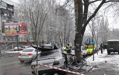 В Киеве после ДТП водителя взяли под домашний арест