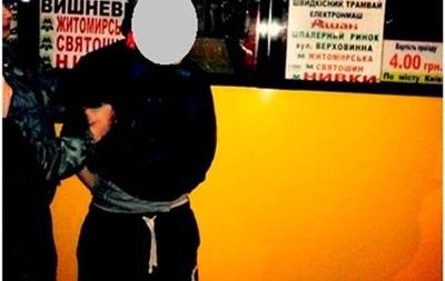 Під Києвом п яний чоловік викрав маршрутку