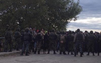 У Рівненській області копачі бурштину побили поліцейських