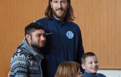 Чигринский посетил дом-интернат для детей с ограниченными возможностями