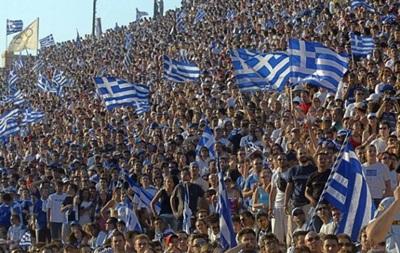 Греція через заворушення на стадіонах може бути виключена з ФІФА і УЄФА