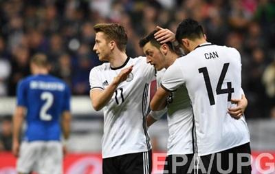 Футболісти збірної Німеччини матимуть по 300 тисяч євро за перемогу на Євро