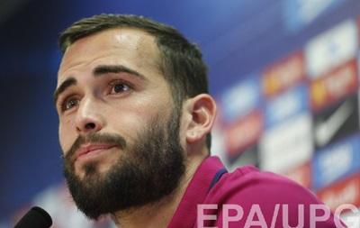 Защитник Барселоны: Хотим победить Реал в дань Кройффу