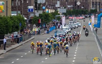 До Києва приїдуть зірки європейського велоспорту
