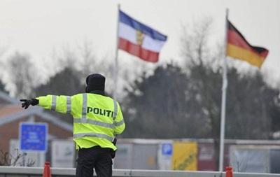 Дания продлила контроль на границе с Германией