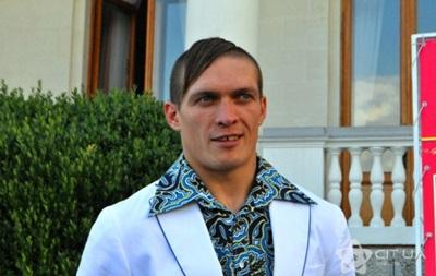 Усик: Разрешать профи боксировать на Олимпиаде - чепуха