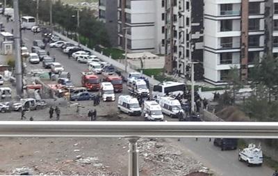 Курдская партия взяла ответственность за взрыв в Турции