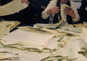 В девяти мажоритарных округах еще не определили победителей из-за продолжения подсчета голосов