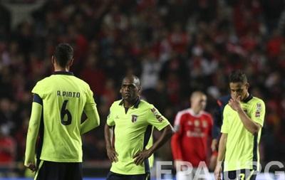 Соперник Шахтера по 1/4 финала Лиги Европы крупно проиграл Бенфике