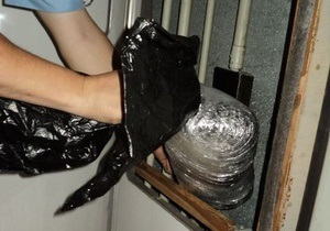 В Сумской области таможенный пес Диккенс нашел более 3,5 килограммов наркотиков