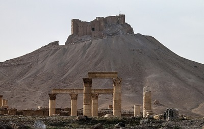 В Пальмире обнаружено массовое захоронение жертв ИГ