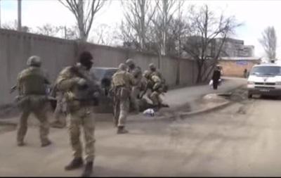 Разведгруппа пыталась перейти к сепаратистам - СБУ