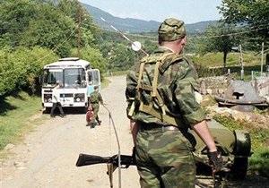 Грузинские СМИ узнали о еще одном российском солдате, бежавшем в Грузию