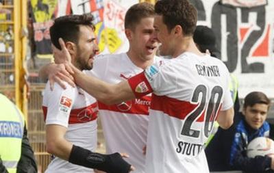Кравец отметился голевой передачей в матче чемпионата Германии