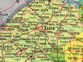 Во Львовской области сгорела церковь ХVІІІ века