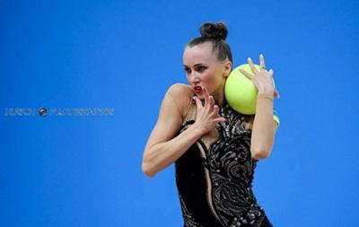 Ганна Різатдінова виборола 4 медалі на етапі Кубка світу з художньої гімнастики