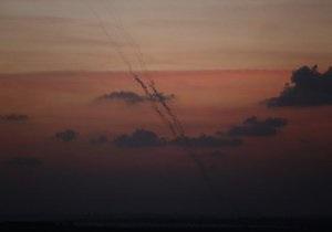 С начала перемирия палестинцы выпустили по Израилю пять ракет