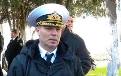 У ВМС заперечують звільнення командувача