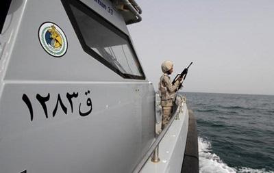 В Аравійському морі перехопили корабель зі зброєю для Ємену