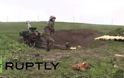 Оприлюднено відео обстрілу в Нагірному Карабасі