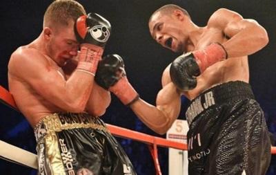 Британский боксер вышел из комы после тяжелой травмы