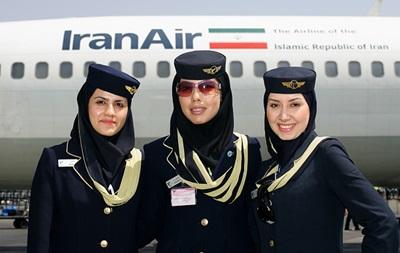 Air France дозволила стюардесам відмовитися від рейсів до Ірану