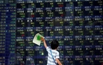 Біржові торги в Токіо відкрилися падінням котирувань