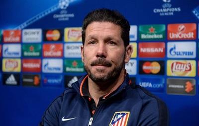 Симеоне: Кожна хвилина на полі в матчі з Барселоною може здатися вічністю