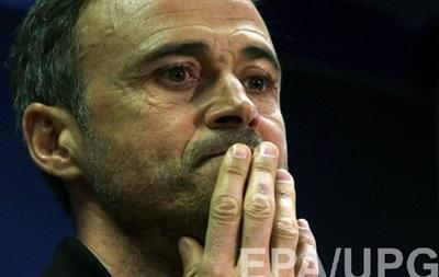 Тренер Барселони: Можливо, хтось злякався, коли ми пропустили першими