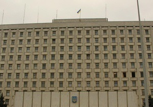 В ЦИК опровергли информацию о присутствии в помещениях комиссии нардепов от ПР