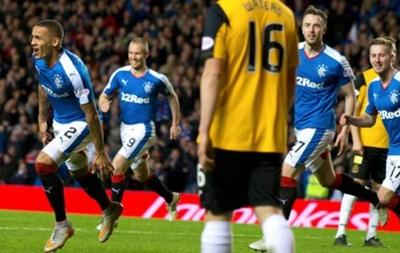Рейнджерс спустя четыре года вернулся в элиту чемпионата Шотландии