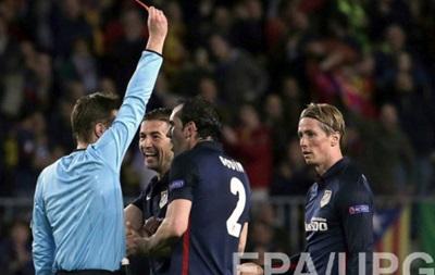 Захисник Атлетіко: Суддя захищав інтереси Барселони