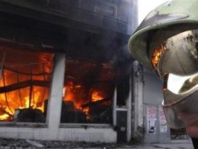 Обстановка в Греции накаляется: ранены 27 полицейских