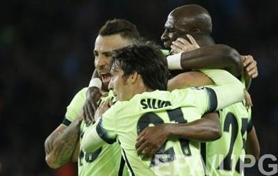 ПСЖ і Манчестер Сіті видали результативну нічию