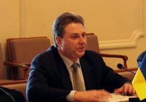 Посол Украины передал в МИД России копии верительных грамот