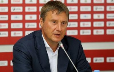 Хацкевич: Считаю, Милевский правильно сделал, что переехал в Украину