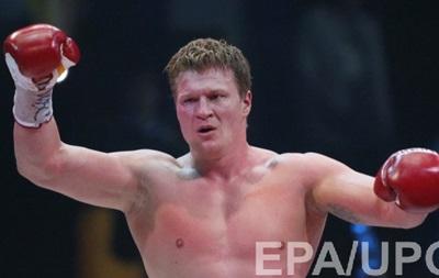 Рябинский: Поветкин - боксер более высокого уровня, чем Уайлдер